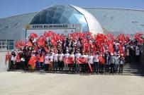 KELEBEKLER VADİSİ - Başkan Akyürek, 300 Adıyamanlı Öğrenci İle Buluştu