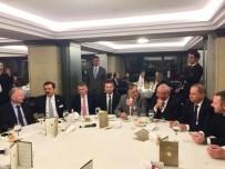 RıFAT HISARCıKLıOĞLU - Başkan Albayrak, TOBB'un Tanışma Yemeğine Katıldı