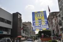 Başkan Can, İlçeyi Tarsus İdman Yurdu Bayraklarıyla Donattı