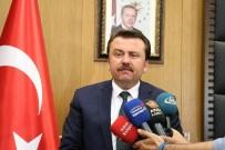 İSTİKLAL - Başkan Erkoç Açıklaması 'Yeni Üniversite Kente Pozitif Katkı Sağlayacak'