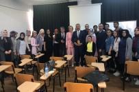 Başkan Sungur, Hitit Üniversitesinde Deneyimlerini Paylaştı