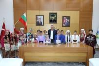 HÜSEYIN YORULMAZ - Başkan Toçoğlu, Uluslararası Halk Oyunları Delegasyonu'nu Ağırladı
