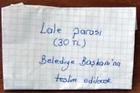 Belediye Parkından Lale Koparan Öğrenciler Sadece Pişman Olmakla Kalmadı