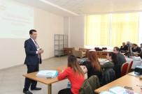TRAKYA ÜNIVERSITESI - BEÜ'de 'TÜBİTAK Proje Eğitimi' Başladı