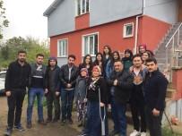10 ARALıK - BEÜ Öğrencilerinden Şehit Ailesine Ziyaret
