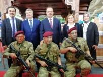 KONYA VALİSİ - Beyşehir, Fuardaki Standıyla İlgi Odağı Oldu