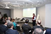 İŞ KAZASI - Bursagaz İş Sağlığı Ve Güvenliğinde Sektöre Örnek Oluyor