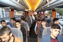 MEHMET UZUN - Çayeli Belediyesi İlçede Kuran Kursu'nda Okuyan Öğrencileri Çanakkale'ye Gönderdi