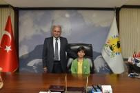 HASAN ARSLAN - Çiğli'nin 23 Nisan Başkanı Makamda