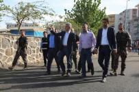 Cizre'de Asfalt Çalışmaları Devam Ediyor