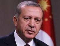 KANDILLI - Cumhurbaşkanı Erdoğan: Buyurun meydan