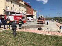 Daday Devlet Hastanesinde Yangın Tatbikatı Yapıldı