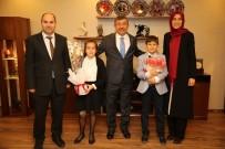 OKUL MÜDÜRÜ - Darıca'da Söz Çocukların