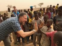 EYÜP SULTAN CAMİİ - DİTİB Öncülüğünde Afrika'da 2 Su Kuyusu Açıldı