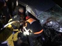 Doğubayazıt'ta Trafik Kazası Açıklaması 1'İ Çocuk 4 Ölü, 3 Yaralı
