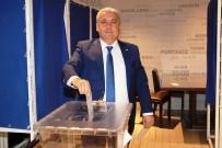 Ege Zeytin Ve Zeytinyağı İhracatçıları Birliği Başkanı Davut Er Güven Tazeledi