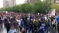 ERMENISTAN - Ermenistan'da 217 Kişi Gözaltına Alındı