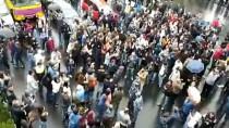 Ermenistan'daki Protestolarda 217 Kişi Gözaltına Alındı
