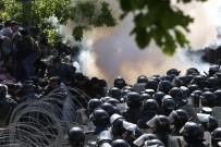 ERMENISTAN - Ermenistan Polisi 16 Protestocuyu Gözaltına Aldı
