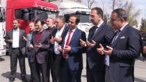 KONTEYNER KENT - Erzurum'dan Doğu Guta'ya İnsani Yardım