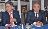 ETSO'da, 'Değişen Küresel Ekonomi Ve Türkiye' Sunumu