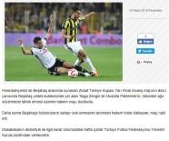 TÜRKIYE FUTBOL FEDERASYONU - Fenerbahçe Açıklaması Tolga Zengin Ve Mustafa Pektemek Tahrik Etti