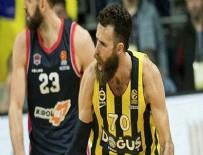 FENERBAHÇE DOĞUŞ - Fenerbahçe Doğuş, Baskonia'yı 2-0 yenerek seride durumu 2-0'a getirdi.