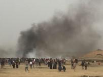 TOPRAK GÜNÜ - Filistin'de 4 Şehit, 465'Ten Fazla Yaralı