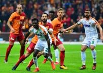 YASIN ÖZTEKIN - Galatasaray ile Alanyaspor 4. randevuda