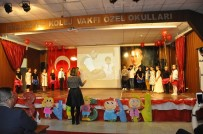 İZMIR MARŞı - Gaziantep'te Festival Gibi 23 Nisan Kutlaması