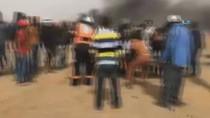 TOPRAK GÜNÜ - Gazze'de 'Büyük Dönüş Yürüyüşü'nde Dördüncü Cuma