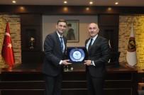 VAKıFBANK - GSO'ya Ziyaretler Sürüyor
