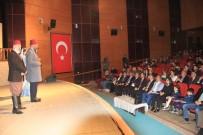 TİYATRO OYUNCUSU - Hakkari'de 'Usta' İsimli Tiyatro Oyunu Sergilendi