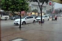 YAĞAN - Hatay'da Aşırı Yağış, Sele Neden Oldu