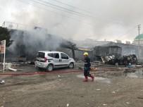 Iğdır'da Sanayi Sitesinde Patlama Açıklaması 1 Ölü, 6 Yaralı