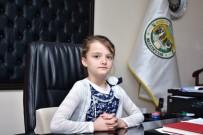 OKUL MÜDÜRÜ - İnönü'de Yeni Başkan Zeynep Karaçul Oldu