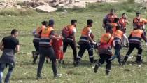 GÖZ YAŞARTICI GAZ - İsrail Askerlerinden Batı Şeria'daki Gösterilere Sert Müdahale