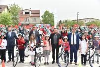 FAHRETTİN PAŞA - İzmit'te 70 Bin Bisiklet Dağıtıldı