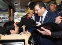 SELAMI ALTıNOK - Jandarma Genel Komutanı Ve Emniyet Genel Müdürü Uygulama Noktasında