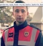 ASKERİ TÖREN - Jandarma Uzman Çavuş Toprağa Verildi.