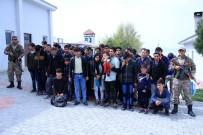 SAĞLIK TARAMASI - Kaçak Afganlara Mehmetçik Şefkati