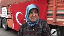SURİYE - Karabük'ten Afrin'e Yardım Tırı