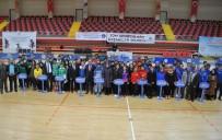 GİRESUN - Karadeniz KYK Masa Tenisi Turnuvası Başladı