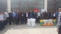 MISIR TOHUMU - Kaymakam Çiçek Açıklaması İlçedeki Tarımsal Faaliyetleri Yakından Takip Ediyoruz