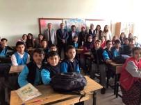 OKUL MÜDÜRÜ - Kaymakam Duru Ayşepınar Ortaokulunu Ziyaret Etti