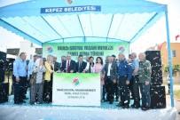 BAHATTIN BAYRAKTAR - Kepez Belediyesi Duacı Sosyal Yaşam Merkezi'nin Temeli Atıldı