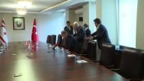 'Kıbrıs'taki Türk Halkının İlerlemesi İçin Gayret Edeceğiz'