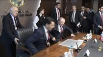 SANAYİ BÖLGELERİ - KKTC İle TSE Arasında İşbirliği Protokolü İmzalandı