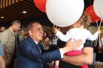 KONYAALTI BELEDİYESİ - Konyaaltı Mutlu Çocuk Fuarı Açıldı