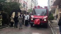 ADLİ TIP KURUMU - Küçükçekmece'de Yangın Açıklaması 1 Ölü, 1 Yaralı